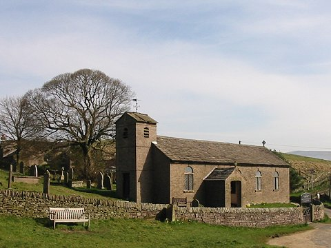 Macclesfield Forest Chapel